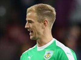 sean dyche eager for joe hart not to become focal point of burnley's campaign