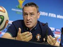 south korea appoint former portugal manager paulo bento as head coach