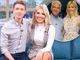 This Morning: Mollie King and Matt Edmondson likened to young Holly Willoughby and Phillip Schofield