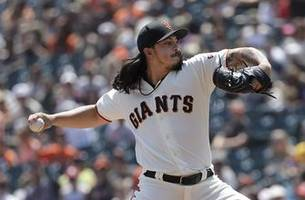giants rookie rodriguez goes on dl with hamstring injury