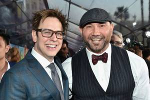 Dave Bautista Calls Out Disney Over Report James Gunn Won't Be Rehired