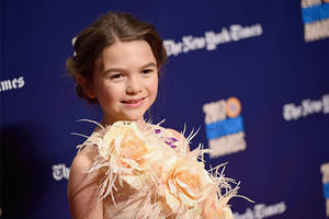 'The Florida Project's' Brooklynn Prince to Star in Apple Series About Child Journalist
