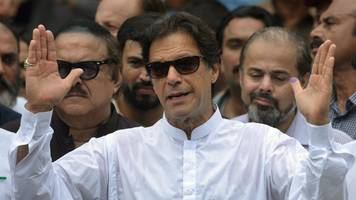 Imran Khan to be confirmed as Pakistan prime minister