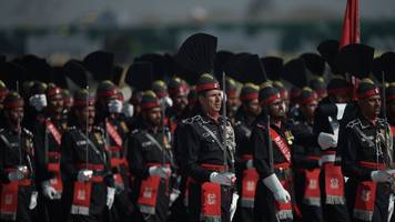 The political influence of Pakistan's powerful army