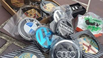Cornwall men who £2m worth of counterfeit goods sentenced