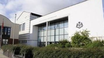 isle of man trial halted after jurors' photographed in court