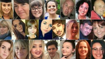 Top judge to hear Manchester Arena bomb inquests