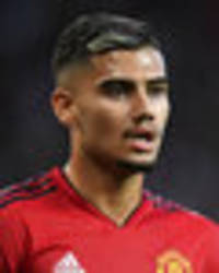 man utd news: midfield star andreas pereira called up to brazil squad for first time