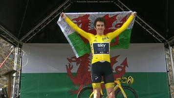 wales' national velodrome will be renamed after geraint thomas