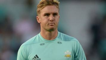 jason roy: surrey batsman misses vital t20 game with self-inflicted injury