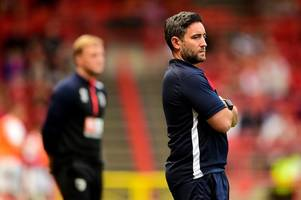 Lee Johnson's selection issues for Bristol City against Middlesbrough