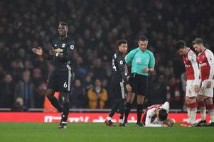 paul pogba 'agrees terms' on move away from manchester united; arsenal striker set for shock departure