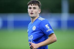 conor tee likened to manchester united legend by leicester city coach