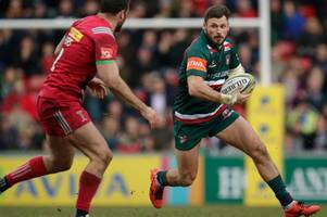 treviso 26-10 leicester tigers: italian job ends in defeat for tigers
