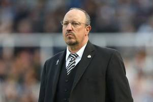 newcastle united boss rafa benitez responds to ciaran clark and isaac hayden rumours amid aston villa links