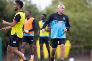 'it concerns me deeply' everything aston villa manager steve bruce said on injuries, loans, grealish and ipswich