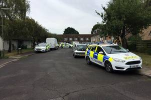 arrest made after 'concern for safety' incident in staines residential area