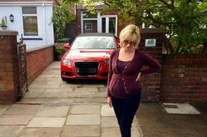 homeowner left fuming after being told she can't park on her own driveway
