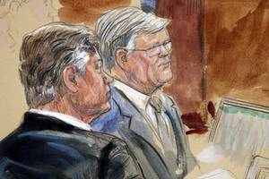 trump defends manafort as jury breaks after second day without reaching verdict