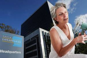 woman to benefit from south lanarkshire council's menopause policy