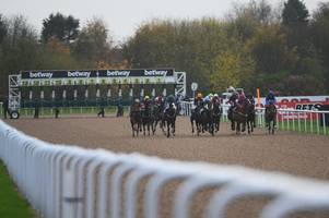 welsh trainer ron harris lands the old one-two at wolverhampton