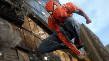 Spider-Man PS4 trailer remixes pay tribute to previous Spider-Man titles