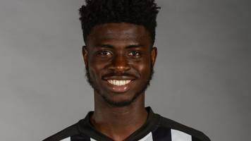liberia call up newcastle under-23 player mohammed sangare