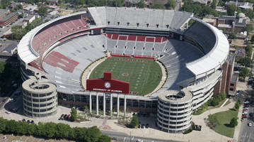 Alabama Planning to Upgrade Multiple Athletic Facilities With 10-Year, $600 Million Initiative