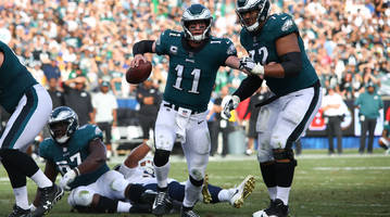 Eagles Betting Preview: Carson Wentz's Health Makes Win Total a Shaky Proposition
