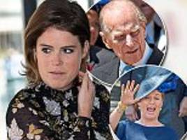 talk of the town: will fergie and phil make royal wedding a toe-curling affair