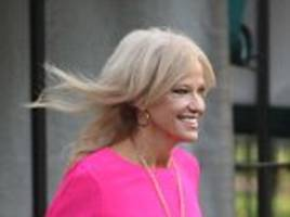 'Why Is Everybody So Obsessed With the President?' asks Kellyanne Conway
