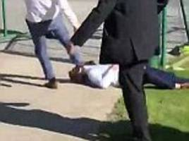 sussex police arrest 12 people following the shocking brawl between racegoers at goodwood in may