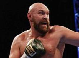 tyson fury claims unanimous points win over francesco pianeta