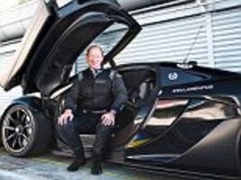 stop accusing car firms of fuelling project fear - it's for real:mclaren boss warns on brexit