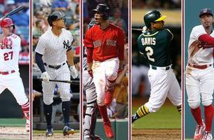 Mark Sweeney's Top 5 AL MVP candidates