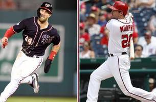 bryce harper and daniel murphy placed on revocable trade waivers? ken rosenthal explains