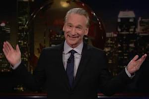 bill maher: omarosa's official white house title was 'assistant secretary for throwing shade' (video)