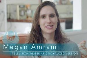 'good place' writer megan amram wants an emmy so badly she made a whole series about it