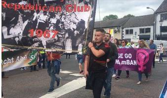 commemoration marks 50 years since first nicra march