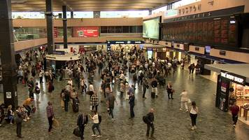 london euston station closes for first of three weekends
