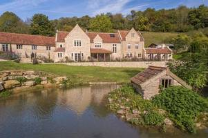 you can live the life of a millionaire just 10 miles from bristol