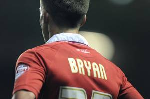 joe bryan shows his class with top gesture to bristol city fans following fulham switch