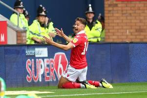 matty cash shows nottingham forest can bank on him as he scores one goal and wins injury time penalty in dramatic draw at wigan