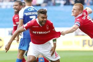 nottingham forest 'utterly terrible' in first half at wigan but showed great 'never-say-die spirit' in second half to rescue point