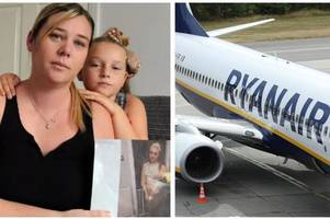 mum claims autistic teen was booted off ryanair flight after cabin crew 'refused to believe' she was with family