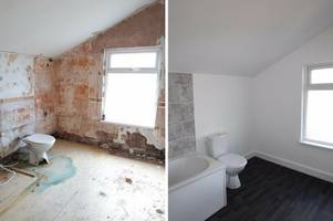 husband and wife planning a further £14 million investment in grimsby - and look at the incredible transformations so far