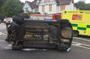 safety concerns raised after second crash at a3 san domenico starbucks drive-through in six weeks
