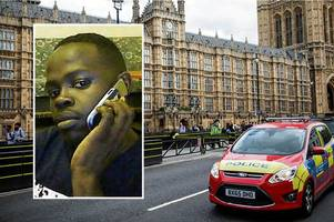 Salih Khater charged with attempted murder after car driven through crowds at Westminster