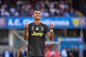 5 talking points as Cristiano Ronaldo makes Juventus debut in win over Chievo