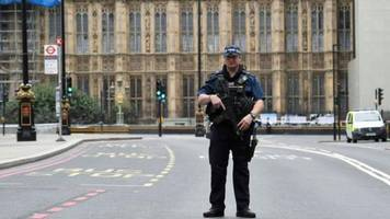 Man charged over UK Parliament crash